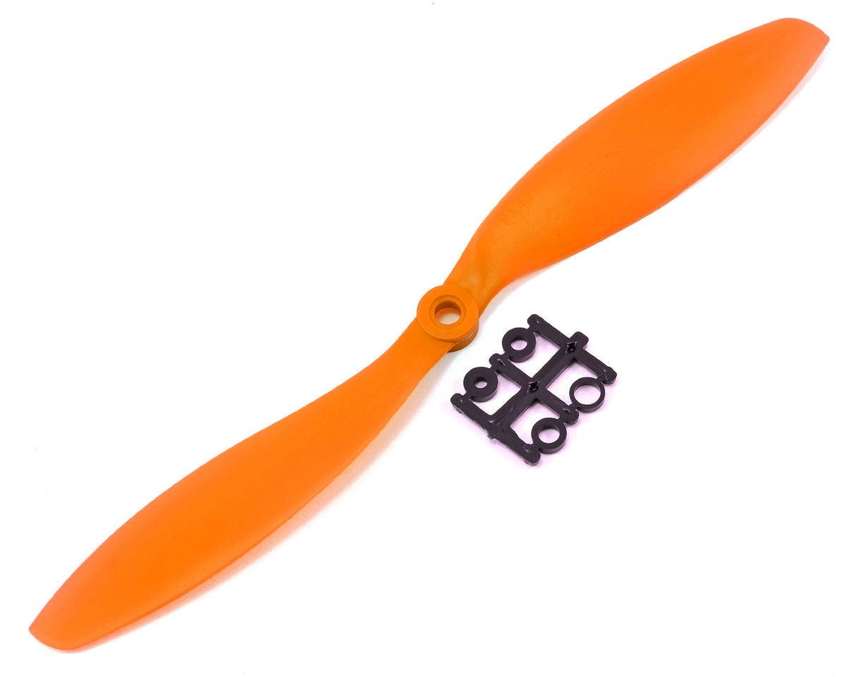GemFan 9x4.7 Normal Rotation Propeller (Orange)