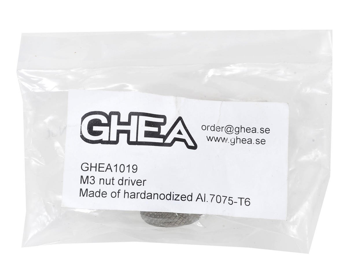 GHEA Racing Products 3mm Nut Driver