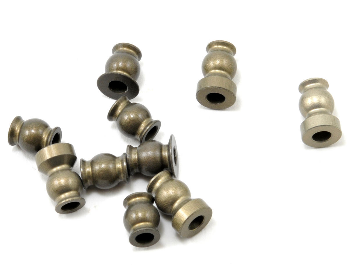 GHEA Racing Products Aluminum Ballstud Set (10)