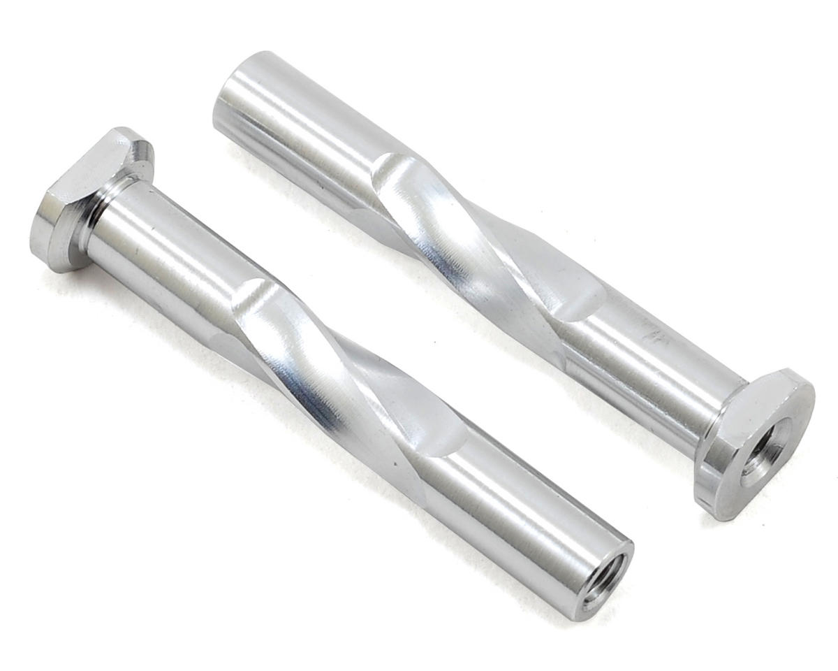 RC8B3 Aluminum Steering Posts