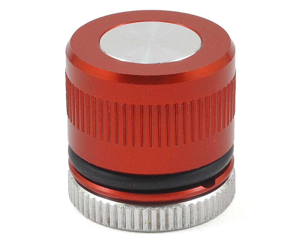 Aluminum Ride Height Gauge (20-30mm) (Red) by GHEA
