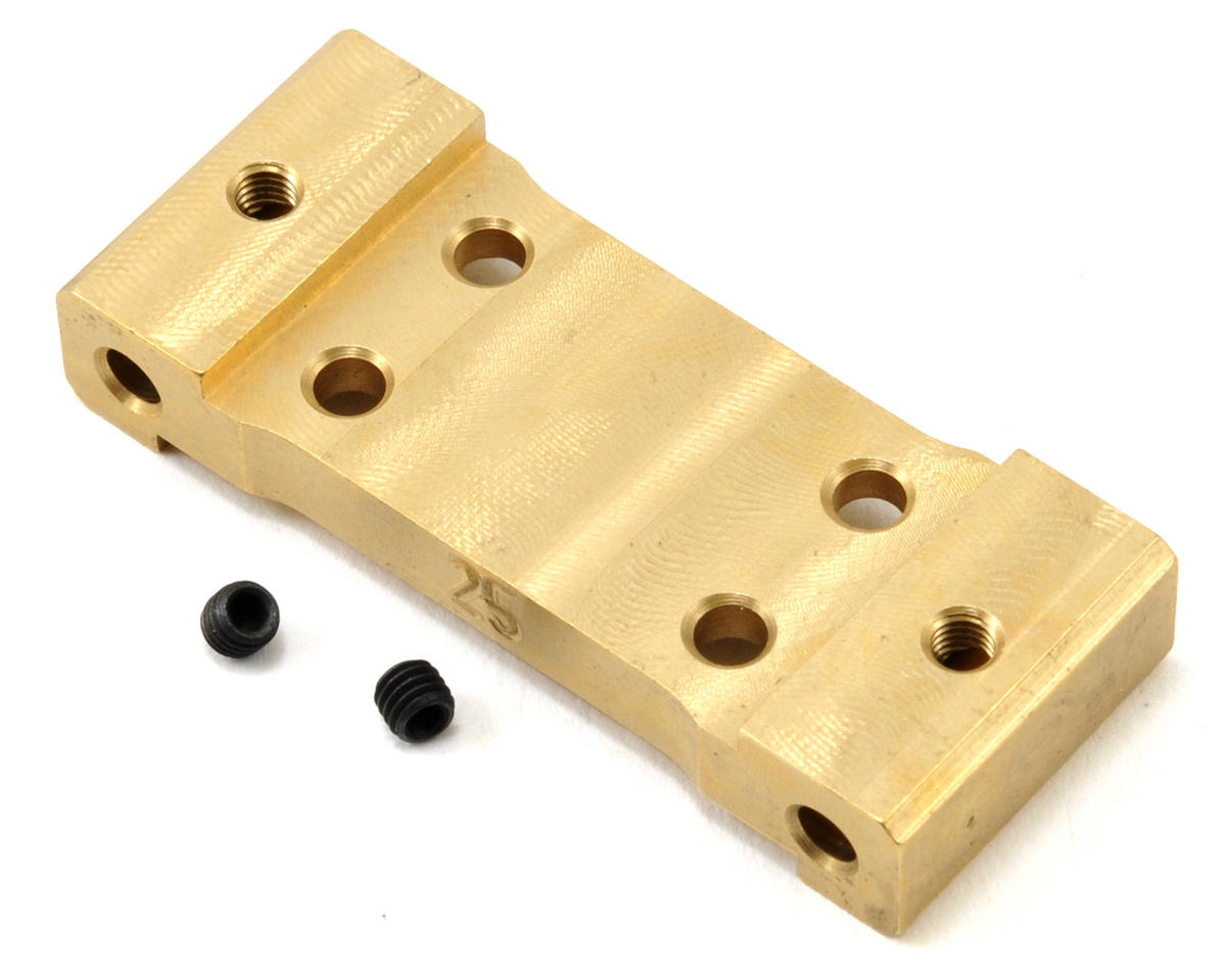 GHEA Racing Products Kyosho Brass Front Bulkhead