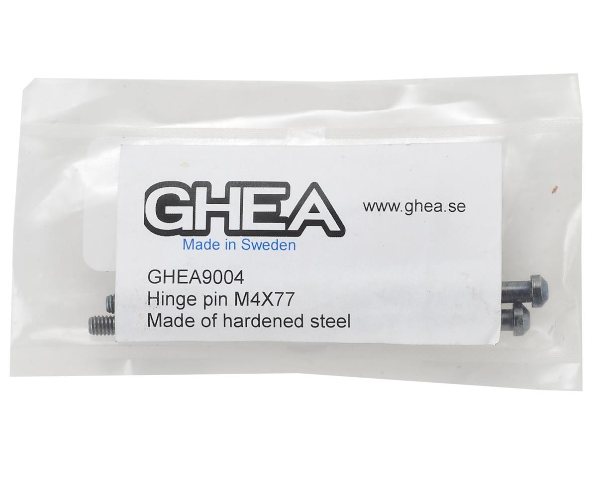 GHEA Racing Products 4mm D815 Hardened Hinge Pin (2)