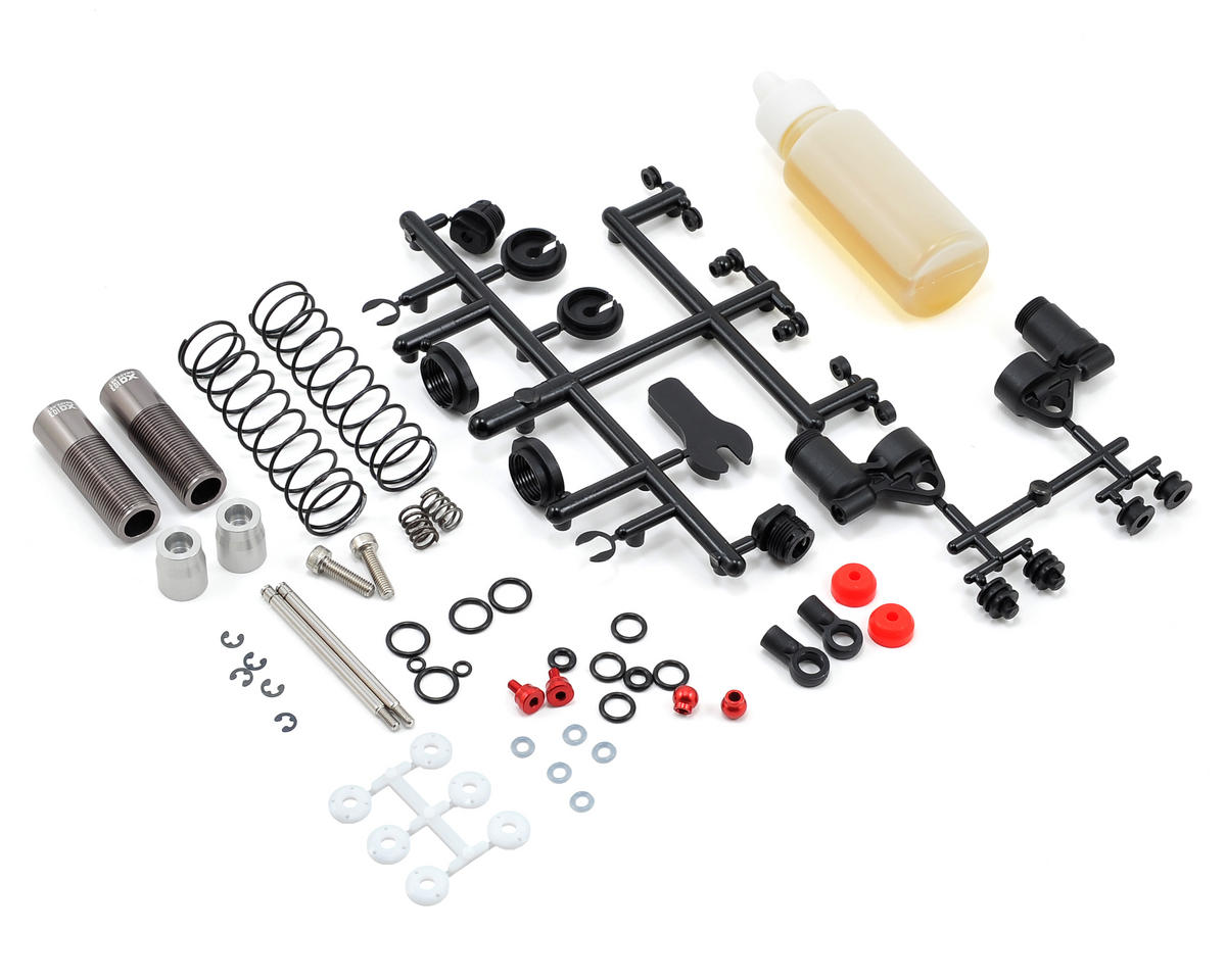 Gmade 103mm XD Piggyback Shock Set (2) (Traxxas T-Maxx)