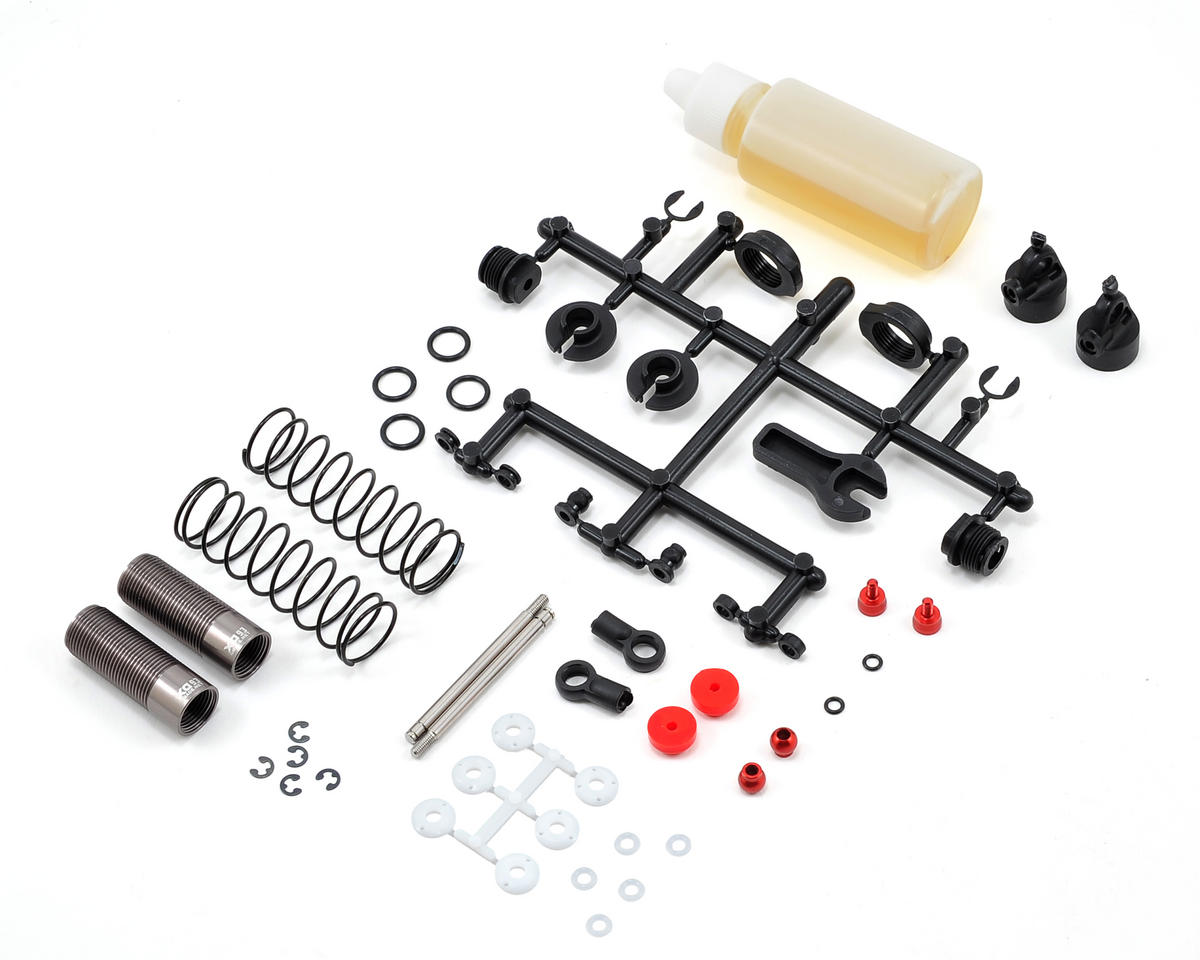 93mm XD Aeration Shock Set (2) by Gmade