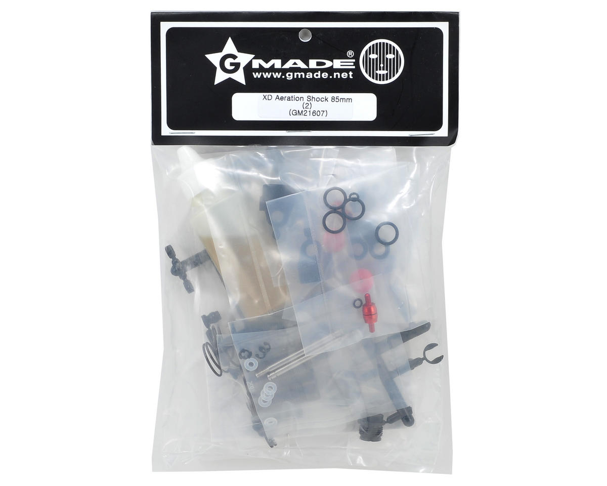 Gmade 85mm XD Aeration Shock Set (2)