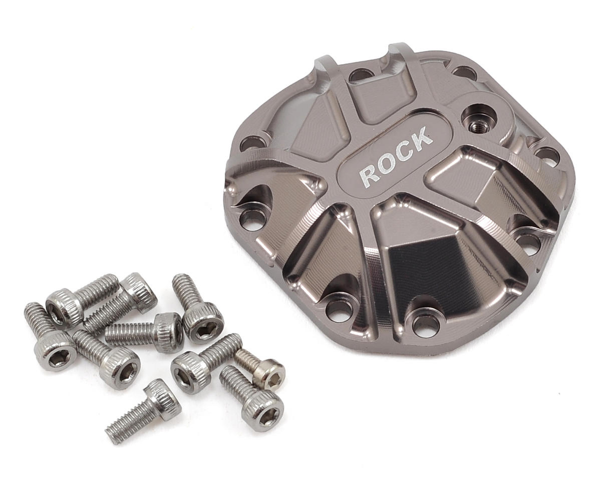 Gmade R1 3D Machined Differential Cover (Grey)