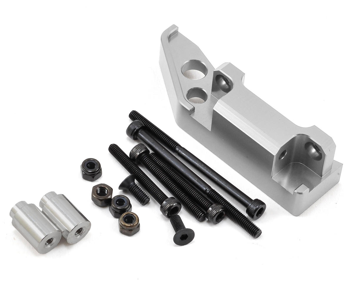 Gmade R1 Aluminum Front Axle Truss Upper Link Mount (Silver)