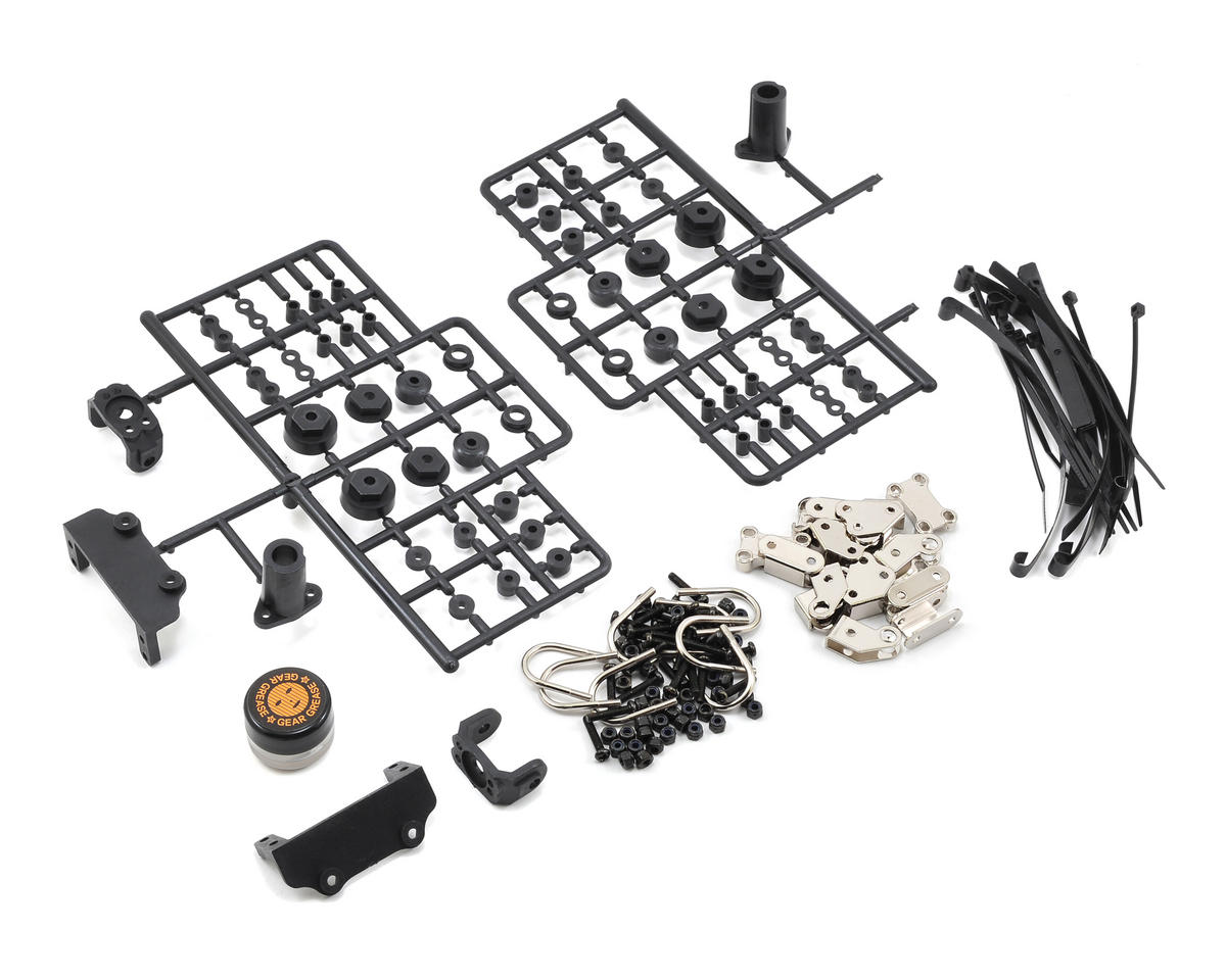 GS01 Leaf Spring Suspension Kit by Gmade