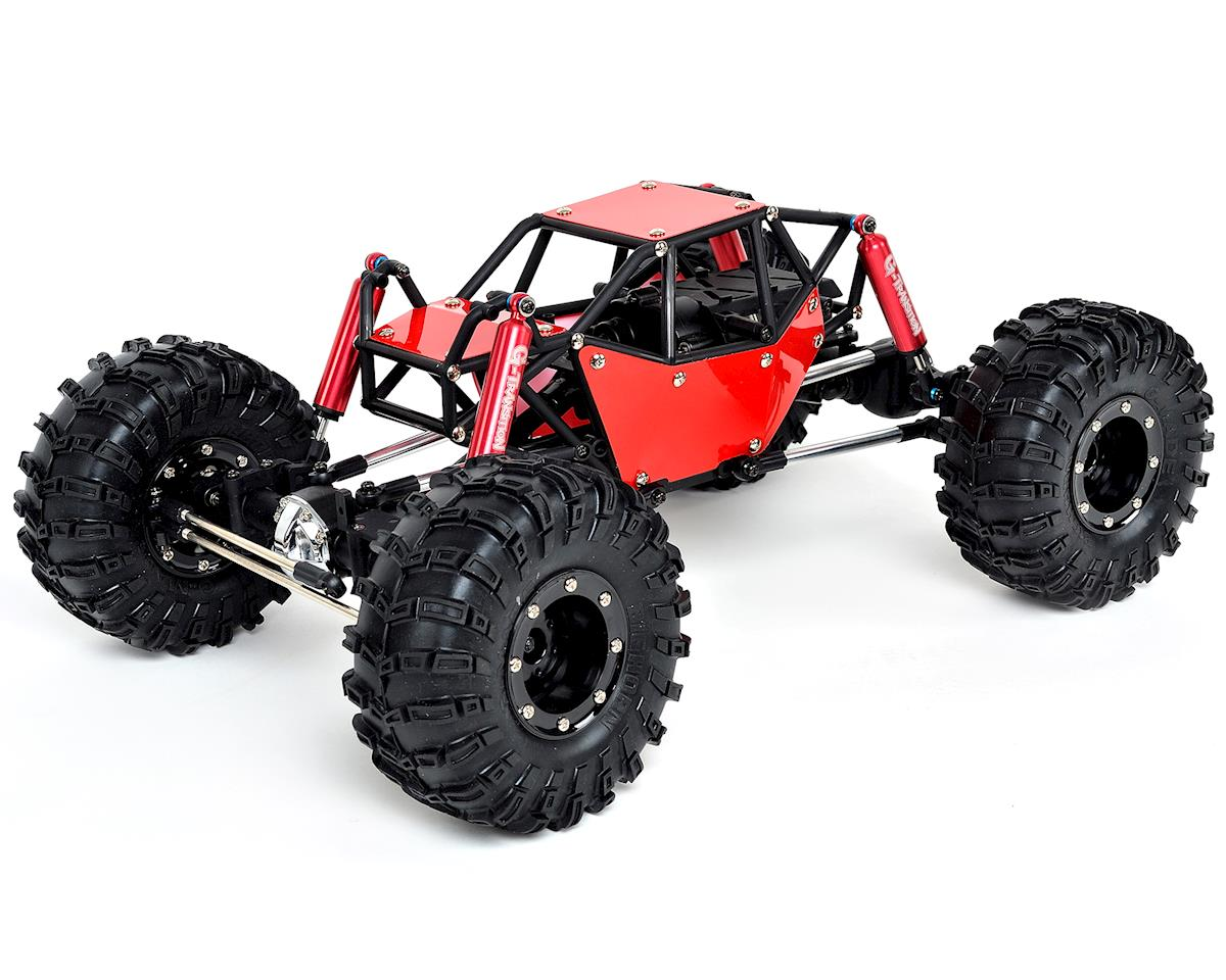 R1 1/10 Rock Buggy ARTR (Red)
