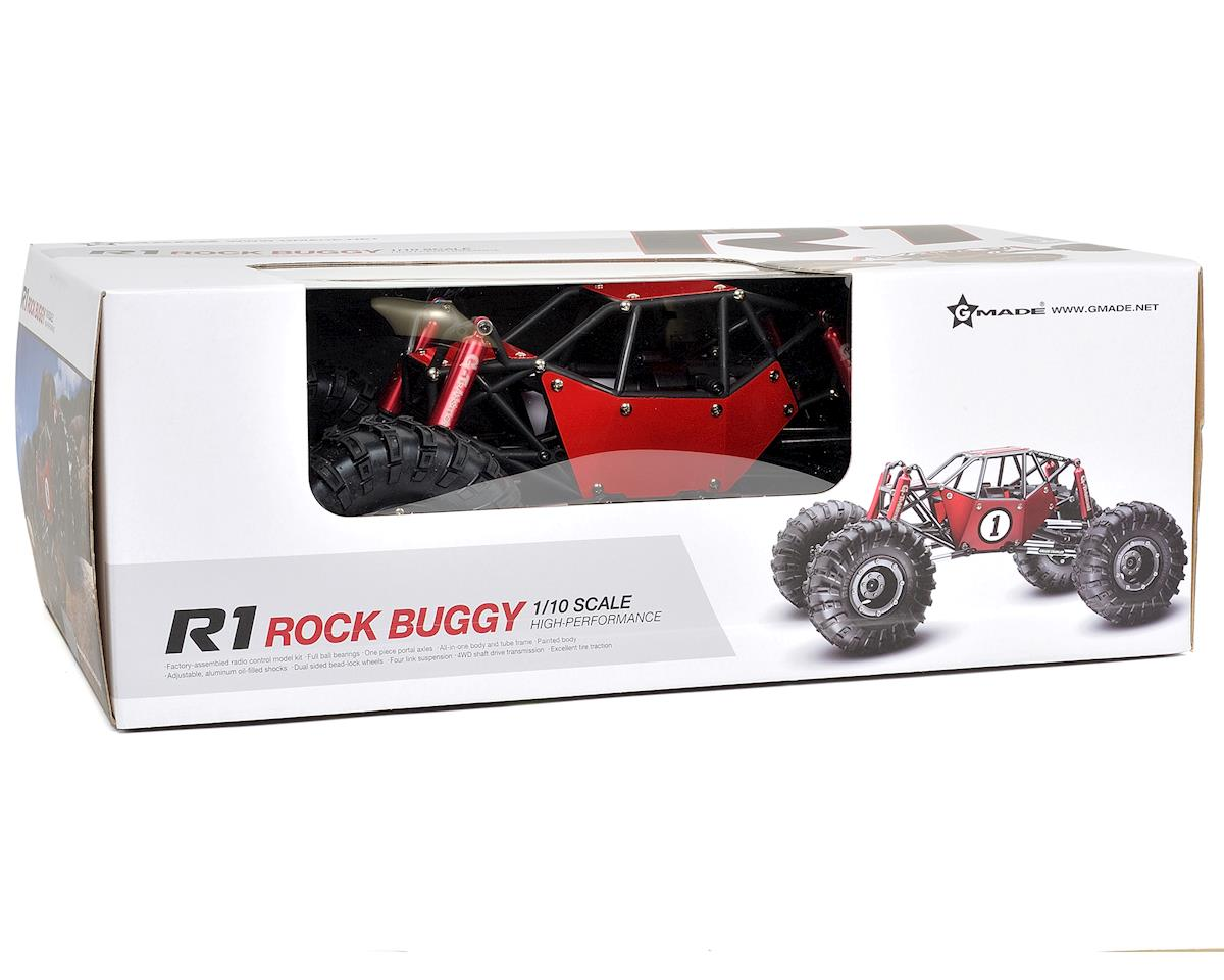 Gmade R1 1/10 Rock Buggy ARTR (Red)