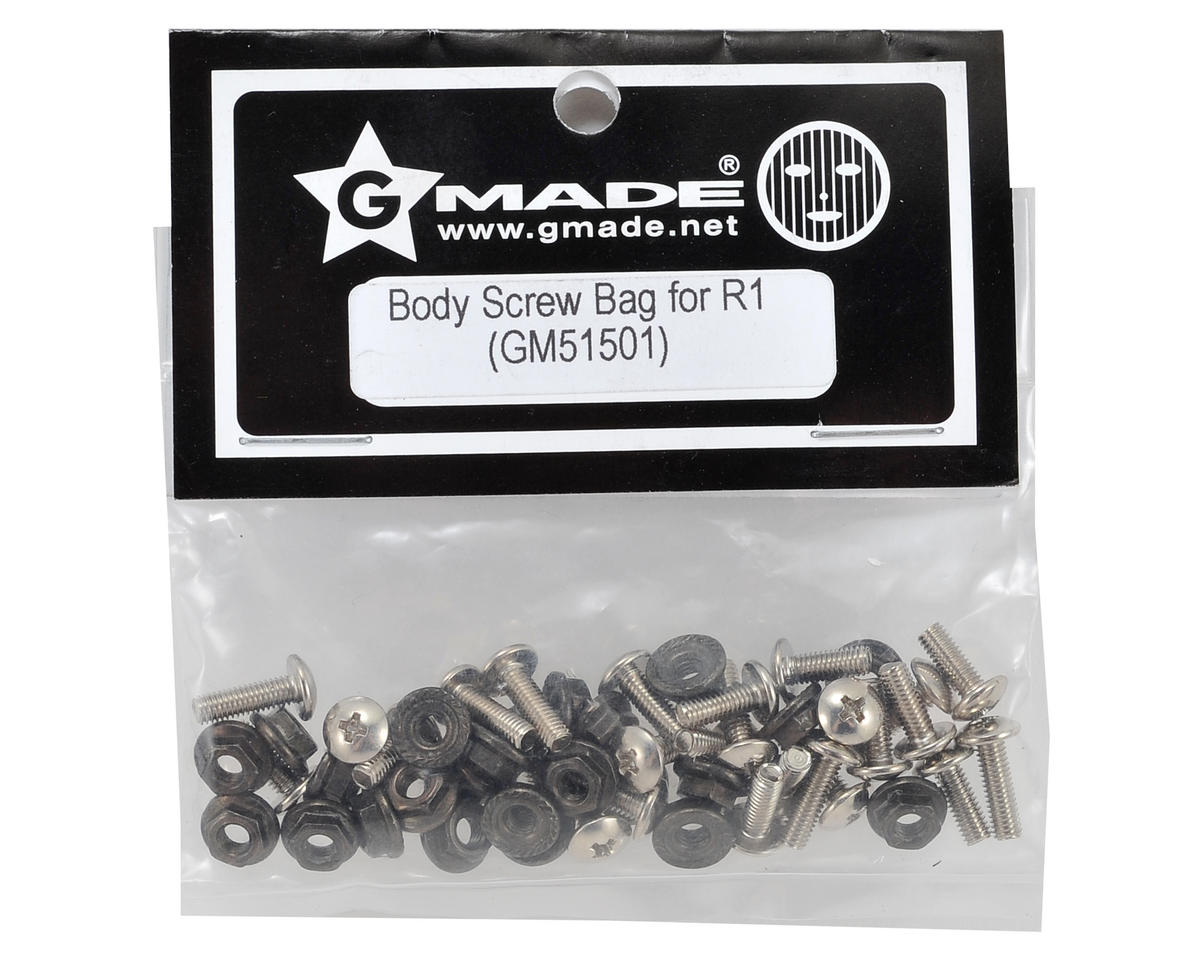 Gmade R1 Body Screw Bag