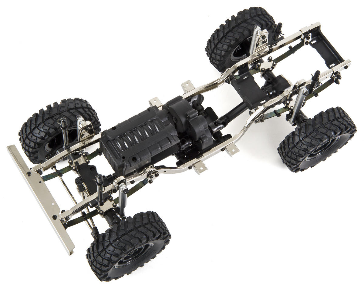 Gmade Sawback ARTR 1/10 Rock Crawler (Red)