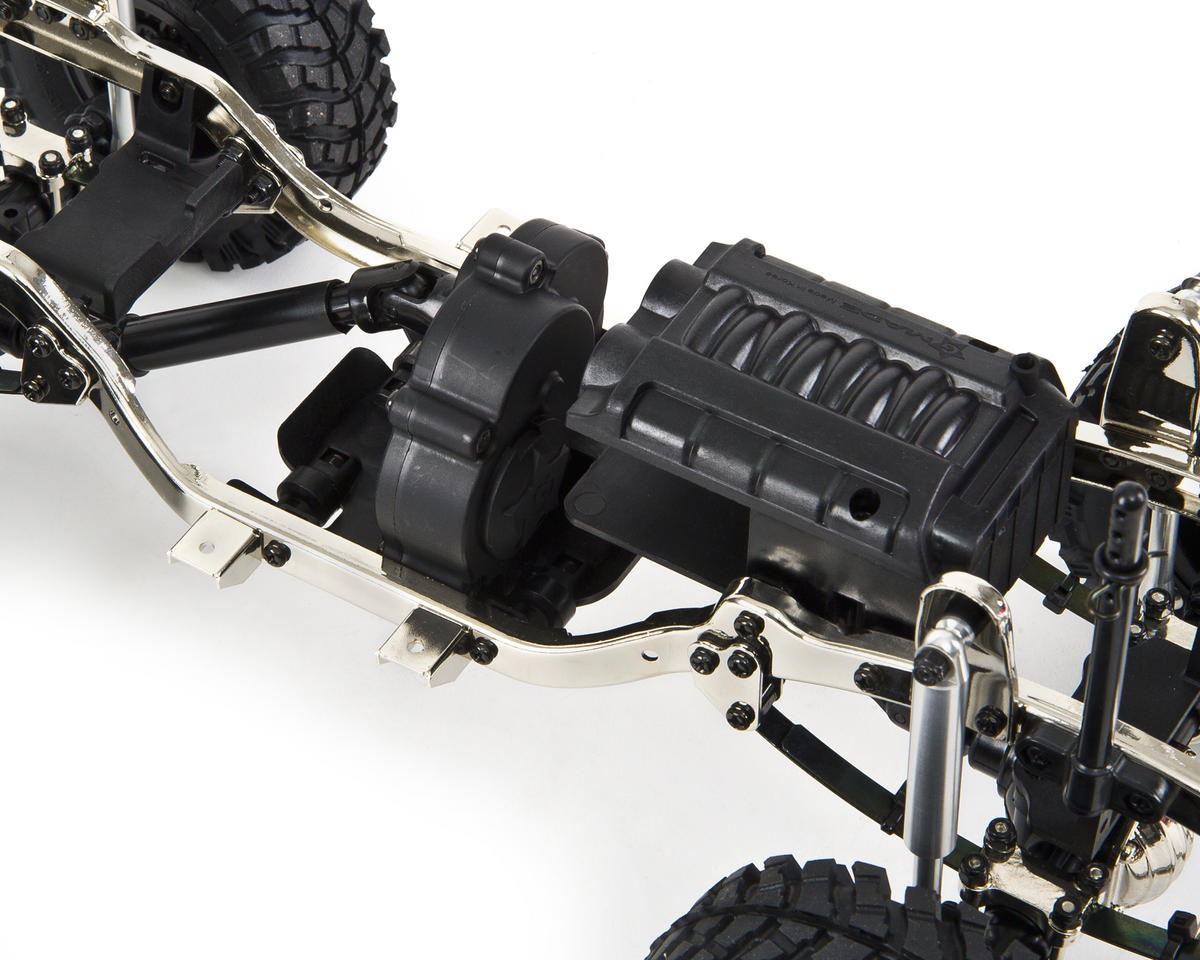 Sawback ARTR 1/10 Rock Crawler (Black) by Gmade