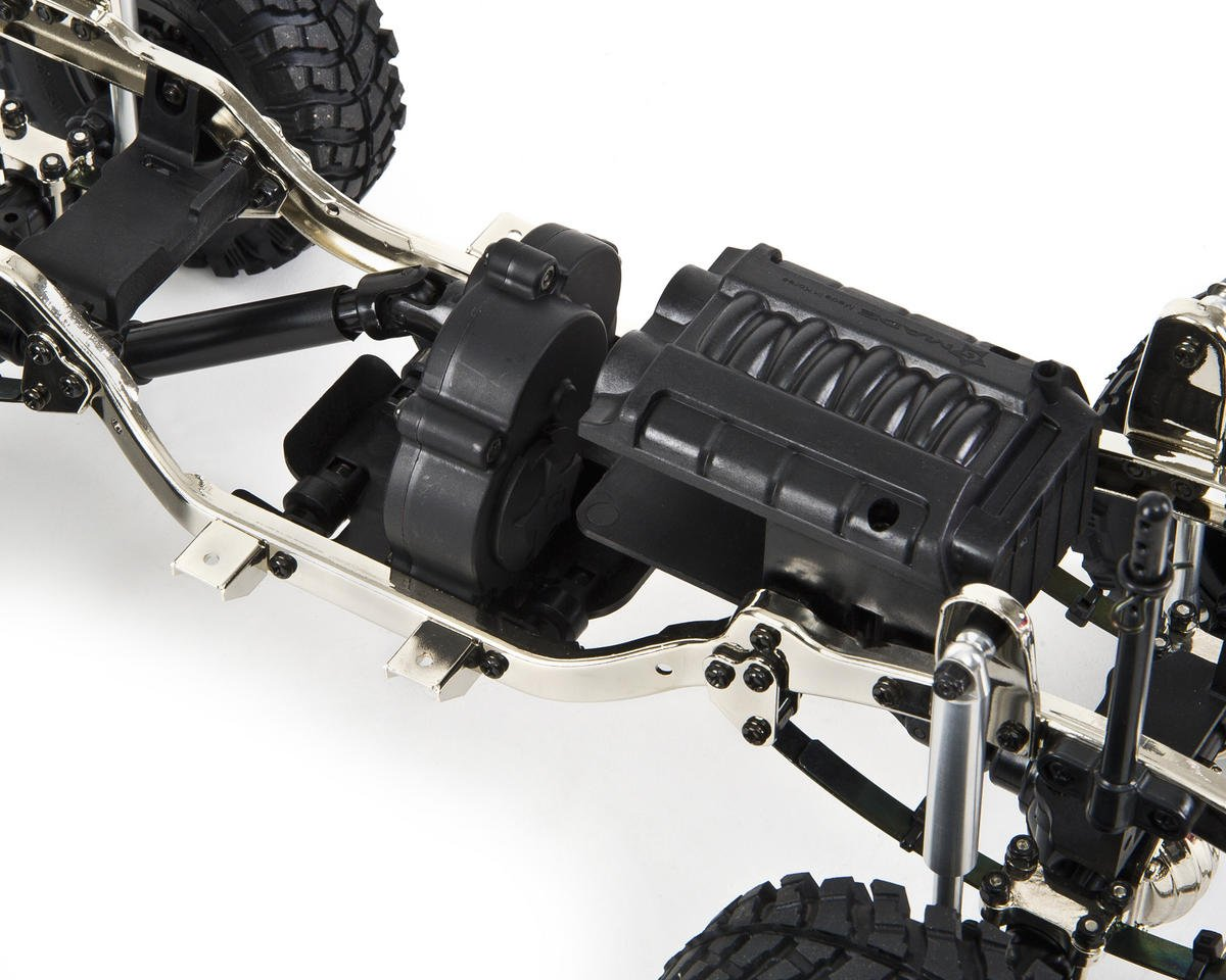 Gmade Sawback ARTR 1/10 Rock Crawler (Black)