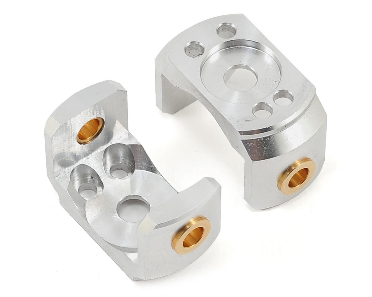 Gmade Aluminum C-Hub Carrier (2) (Silver)