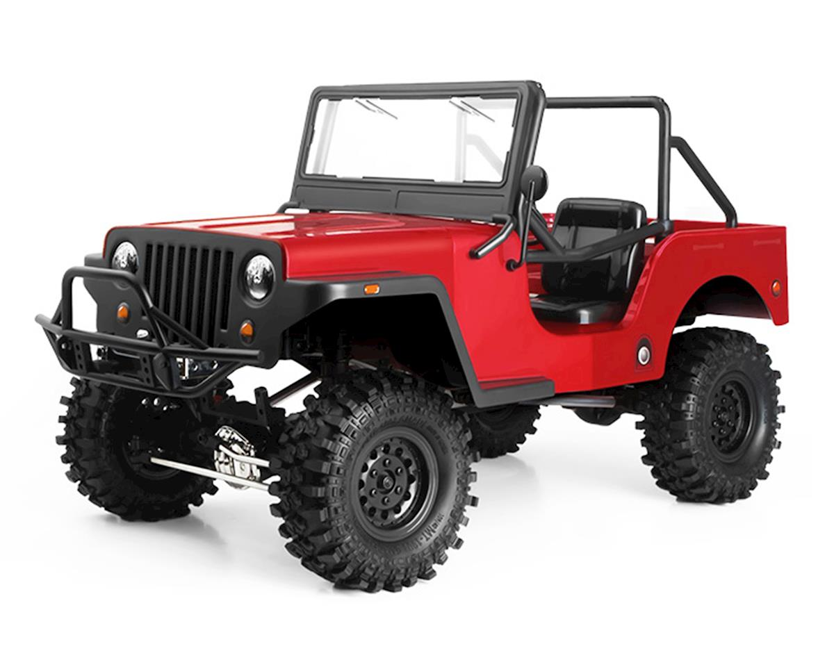 Gmade Sawback 4LS 4-Link 1/10 Rock Crawler Kit