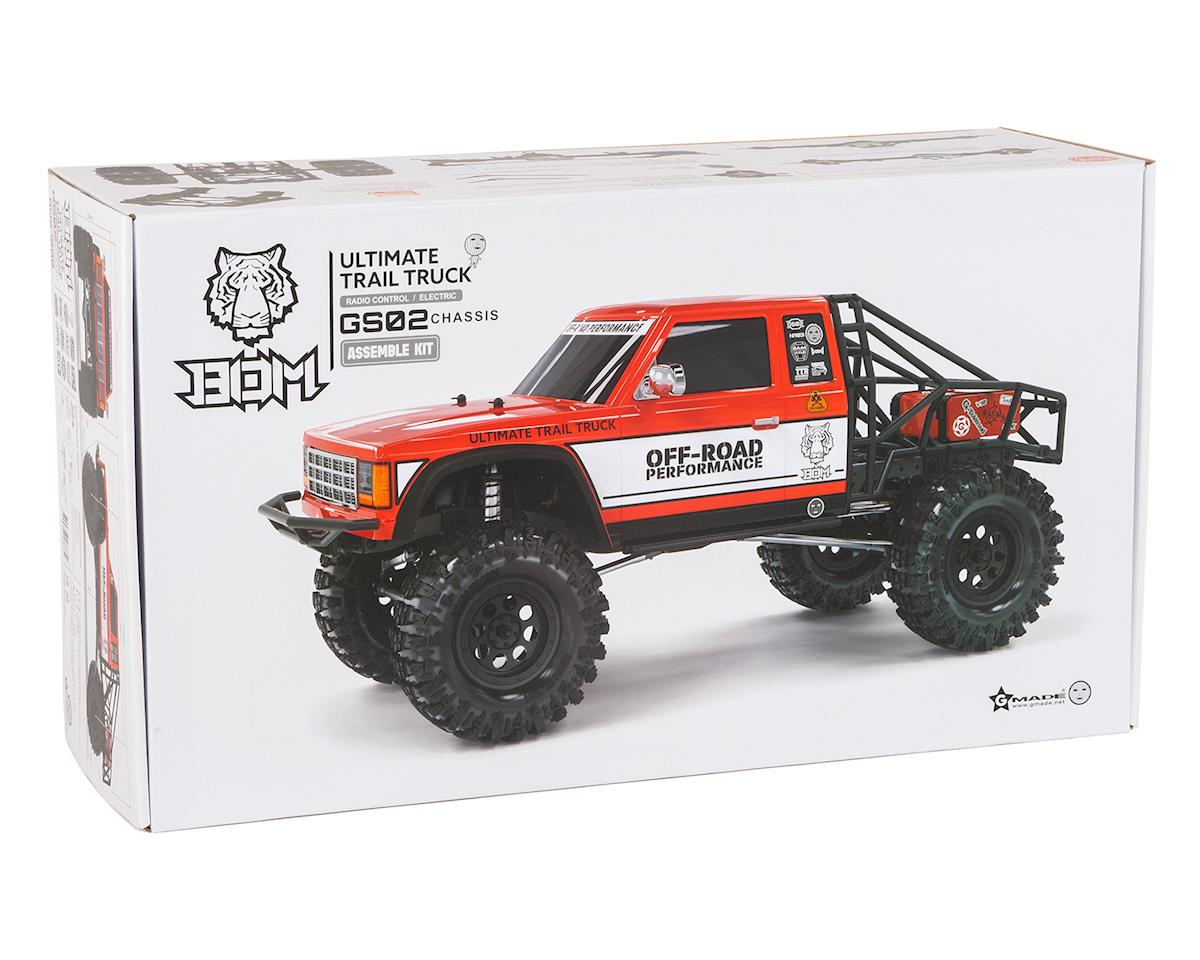 Image 7 for Gmade BOM GS02 1/10 4WD Ultimate Trail Truck Kit