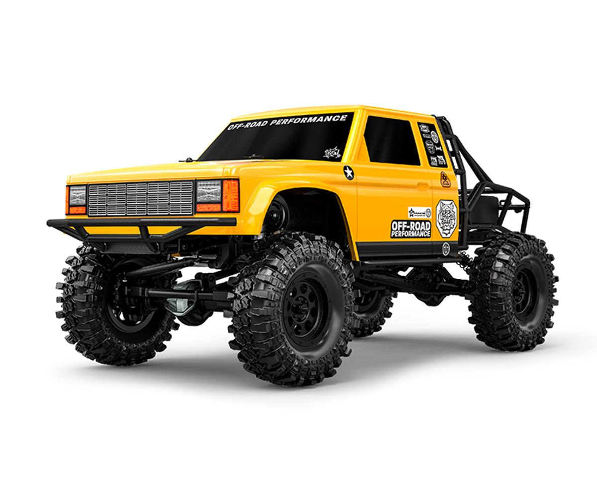 Gmade 1/10 GS02 BOM RTR Ultimate Trail Truck w/2.4GHz Radio