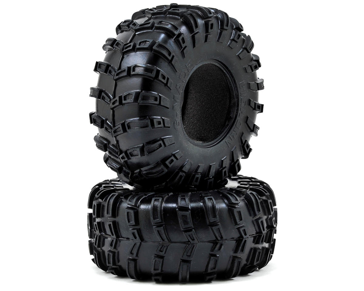 "Bighorn 2.2"" Rock Crawler Tires (2) by Gmade"