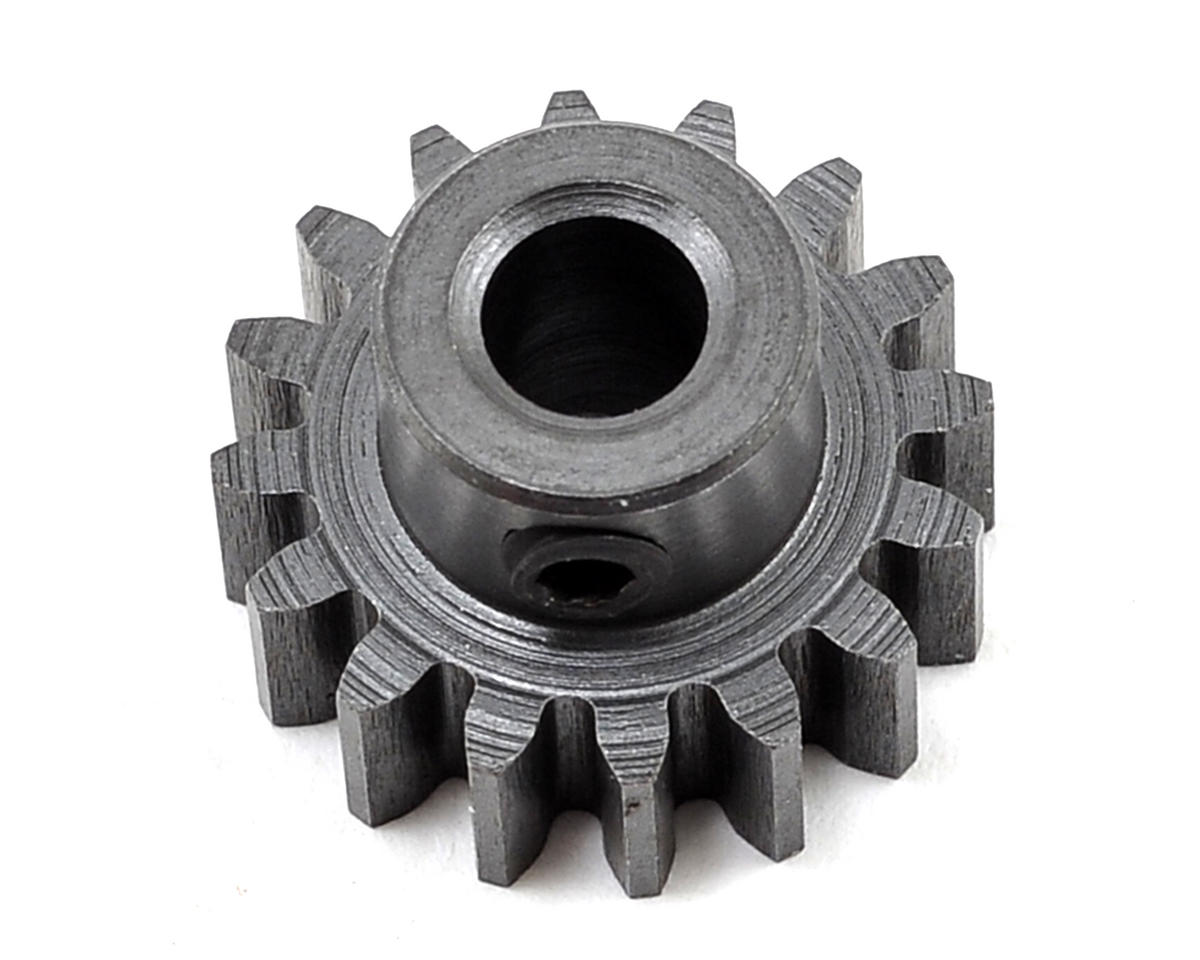 Gmade Mod1 Hardened Steel Pinion Gear w/5mm Bore (16T)