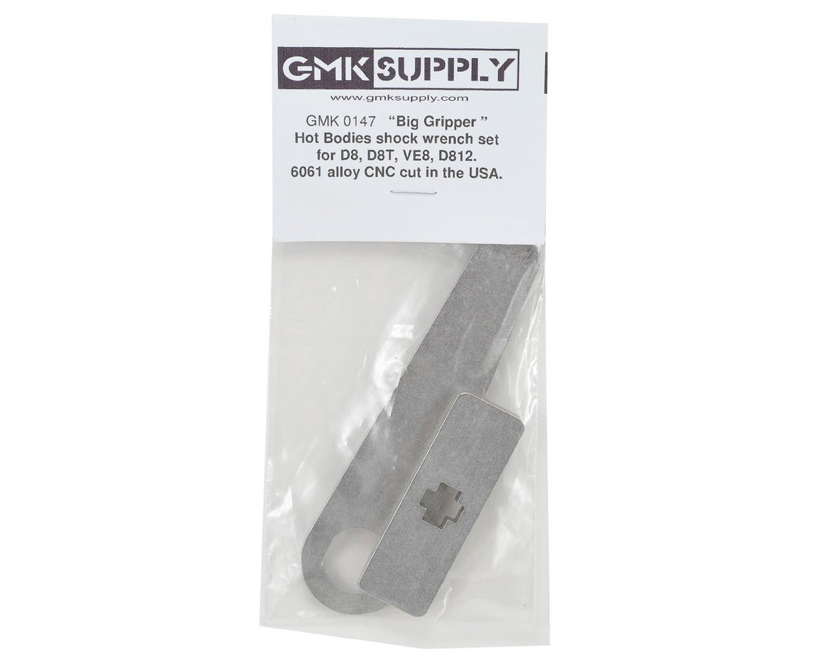 "GMK Supply ""Big Gripper"" Hot Bodies Shock Wrench Kit"