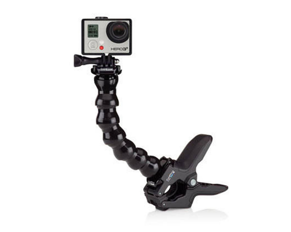 """Jaws"" Flex Clamp Mount"