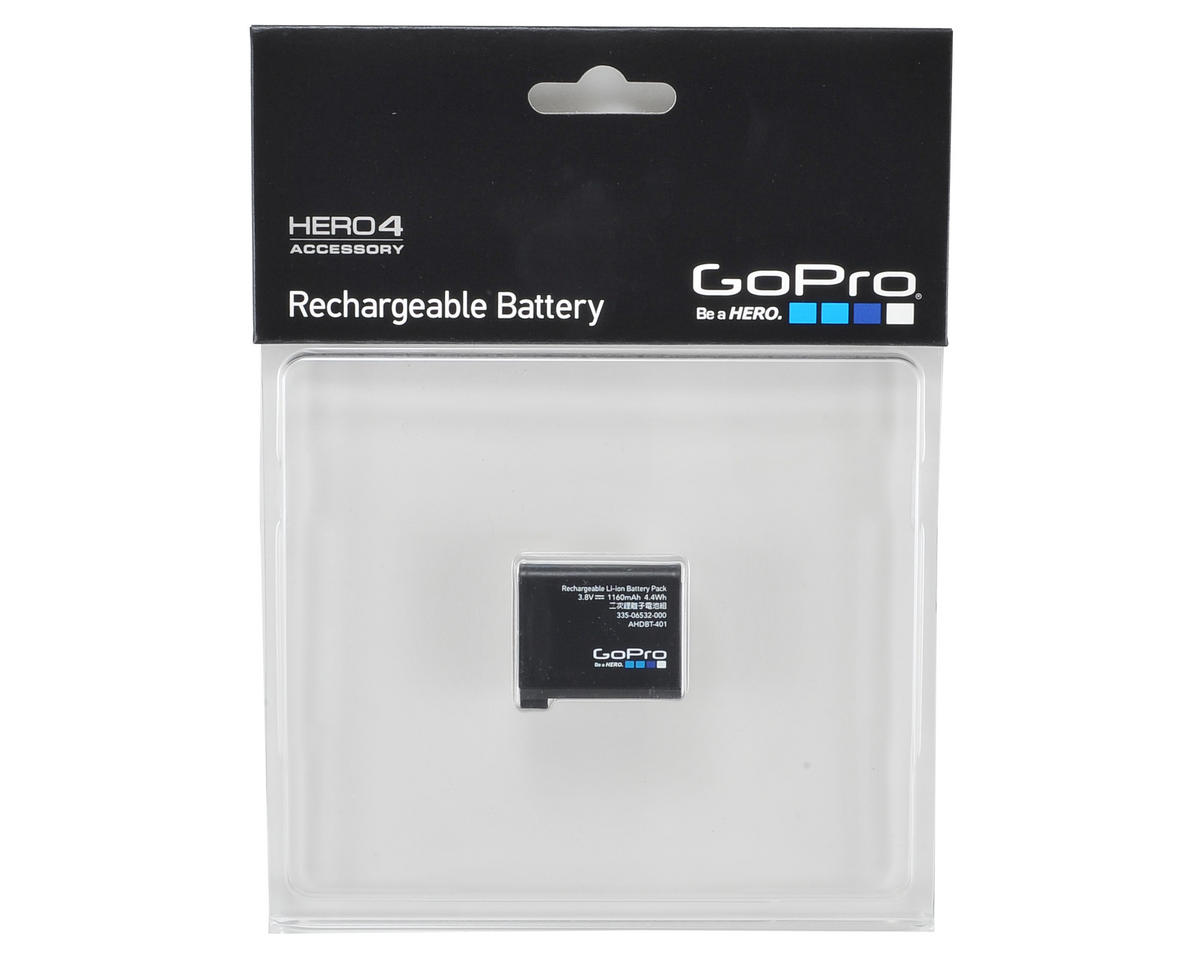 Gopro Hero4 Rechargeable Battery Gop Ahdbt 401