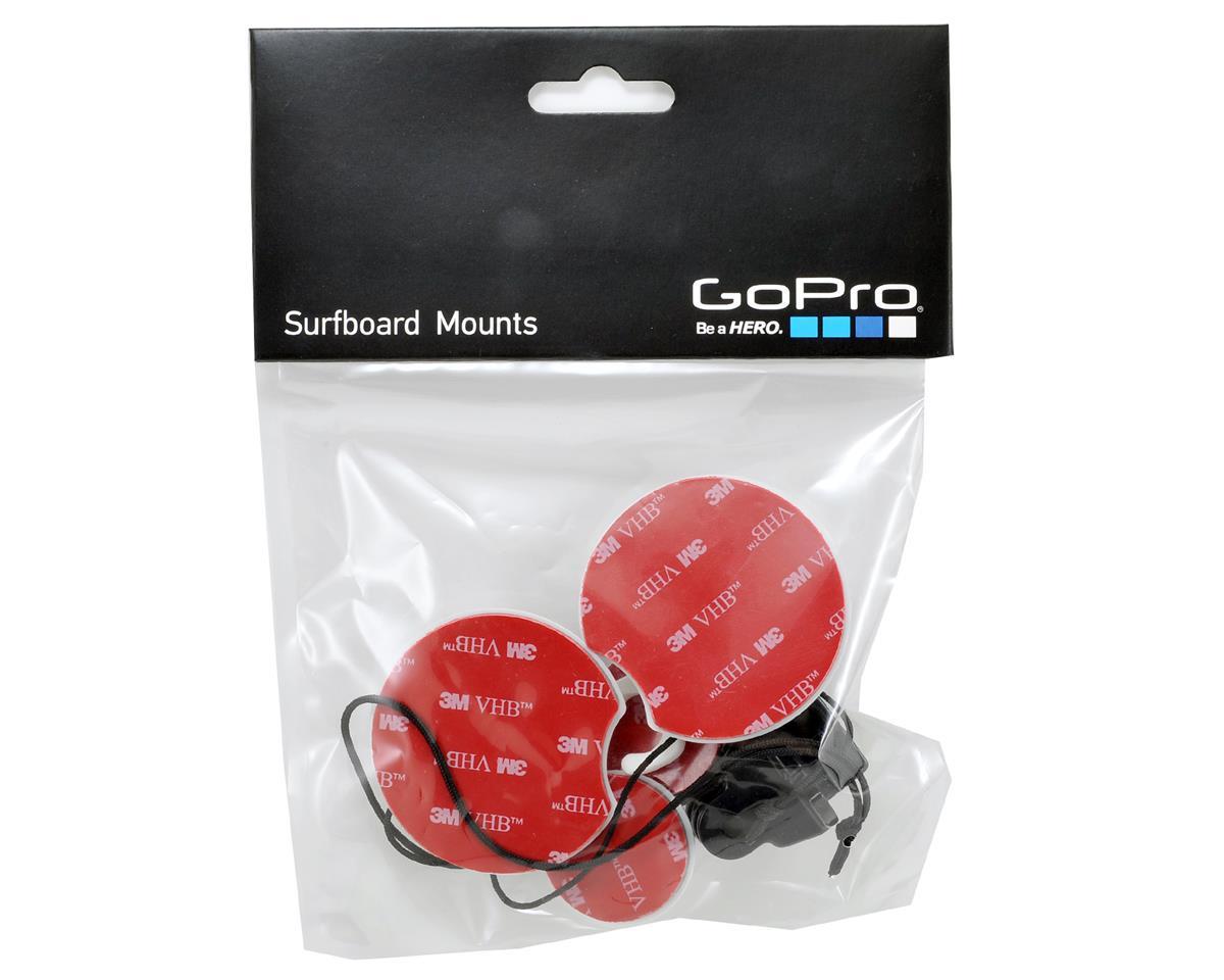 GoPro Surfboard Mount Set