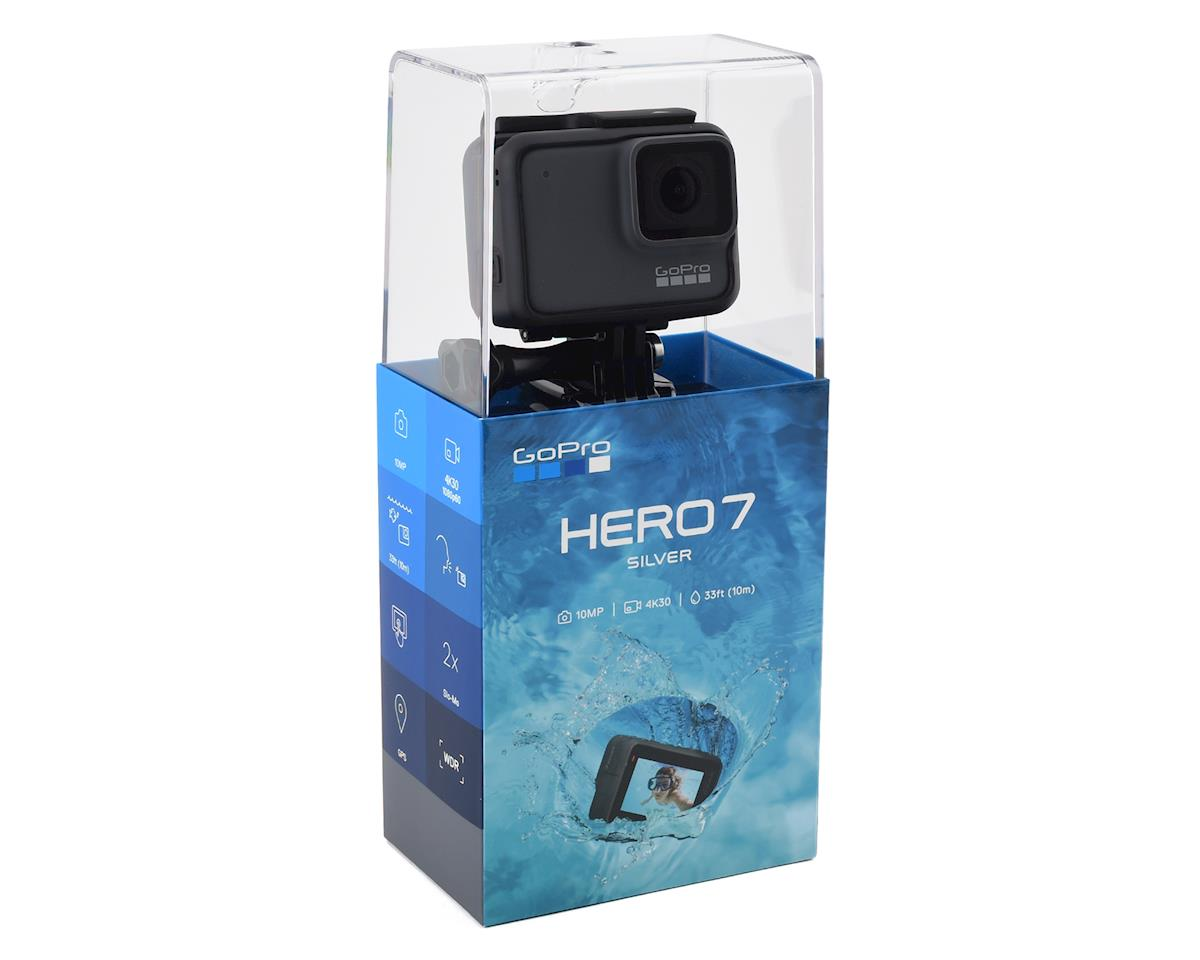 Image 3 for GoPro HERO7 Silver Edition 4K Camera