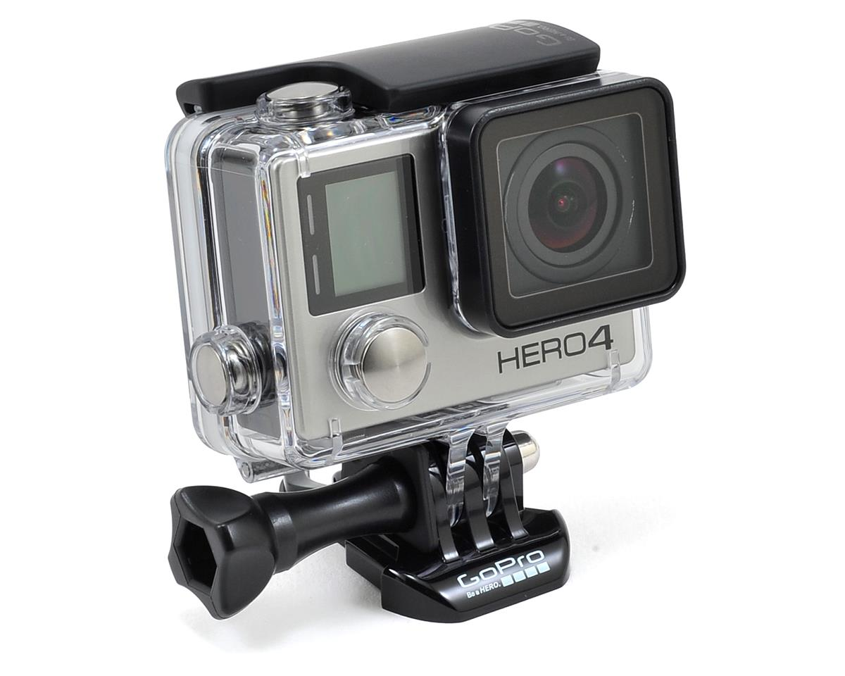 GoPro HD HERO4 Silver Edition Camera