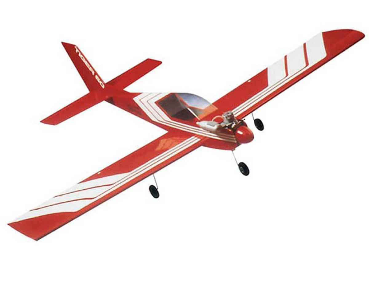 Great Planes Goldberg Tiger 60 Sport Low Wing .60-.65 Airplane Trainer Kit