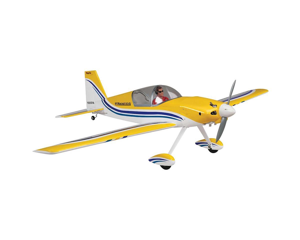 Great Planes F-1 Rocket Evo .46-.55 EP Sport Scale ARF