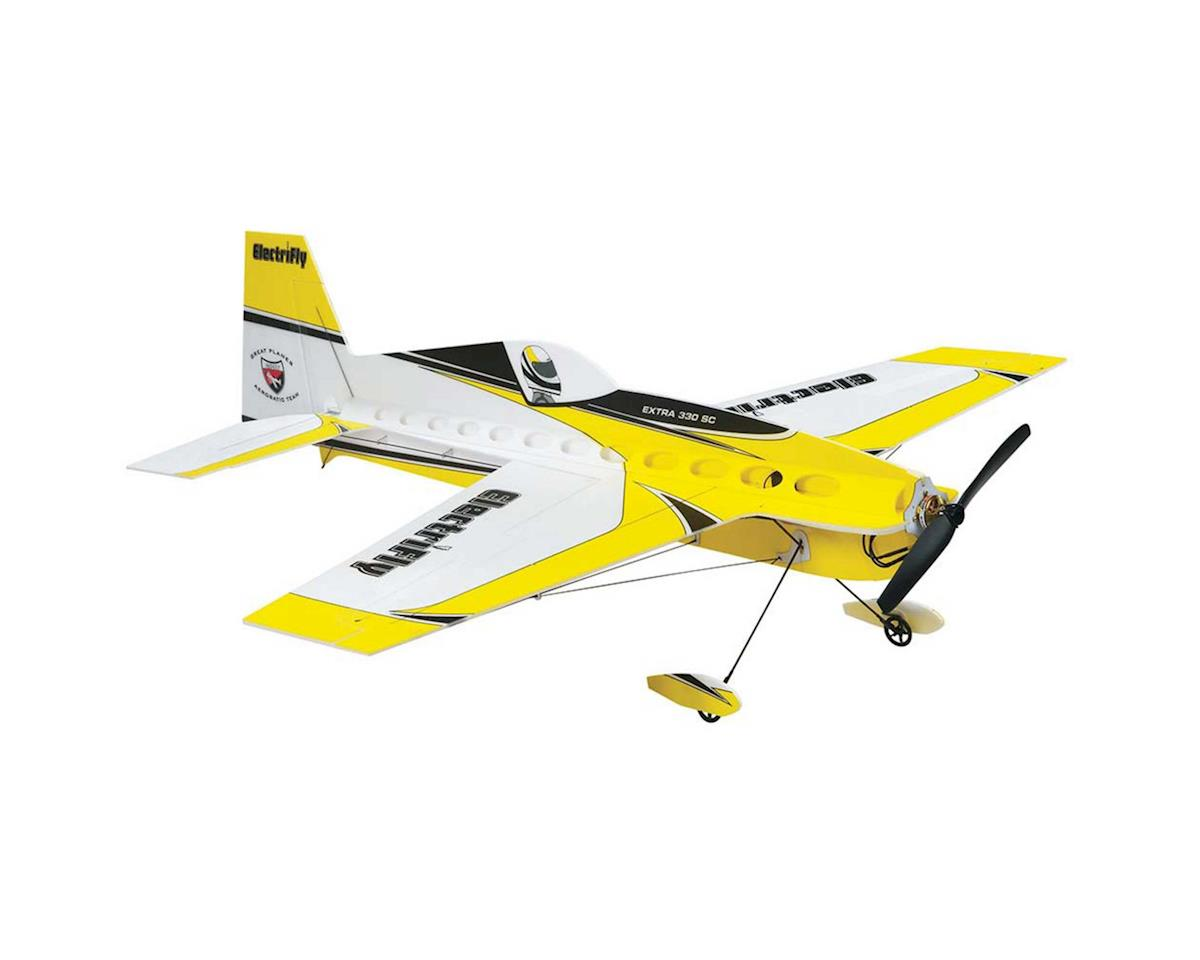 Great Planes ElectriFly Extra 330SC 3D Electric ARF Airplane Kit (825mm)