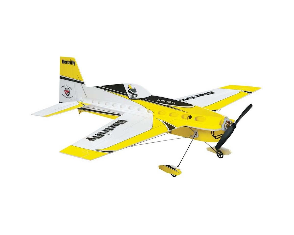 ElectriFly Extra 330SC 3D Electric ARF Airplane Kit (825mm) by Great Planes