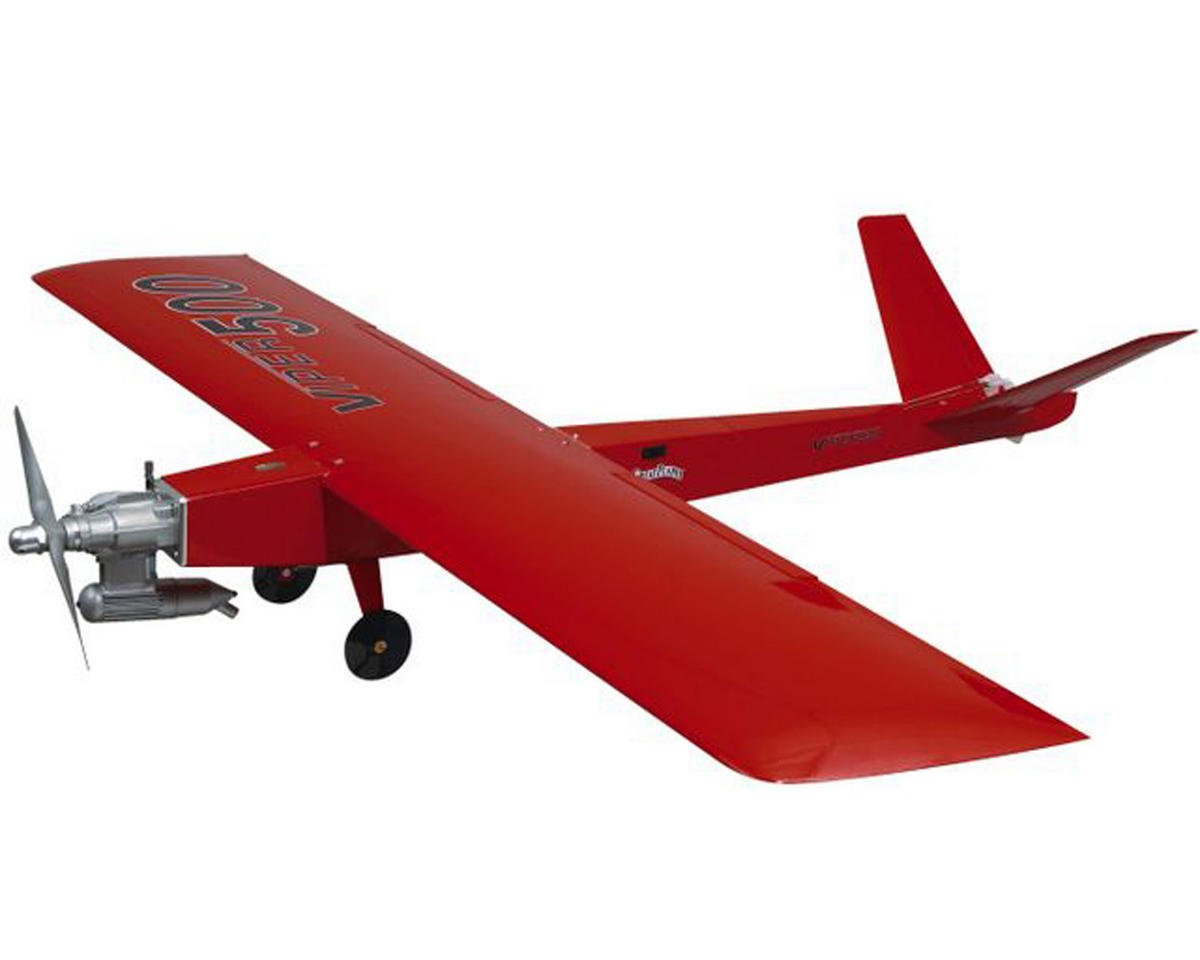 "Great Planes Viper 500 ARF .25-.46 52"" Airplane Kit (Red)"