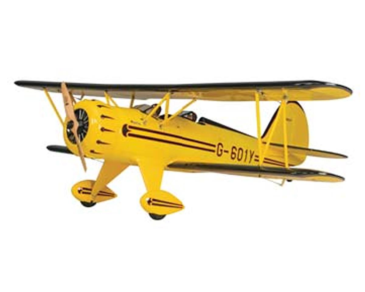 Waco YMF-5D .91-1.20 Scale Biplane ARF Kit by Great Planes