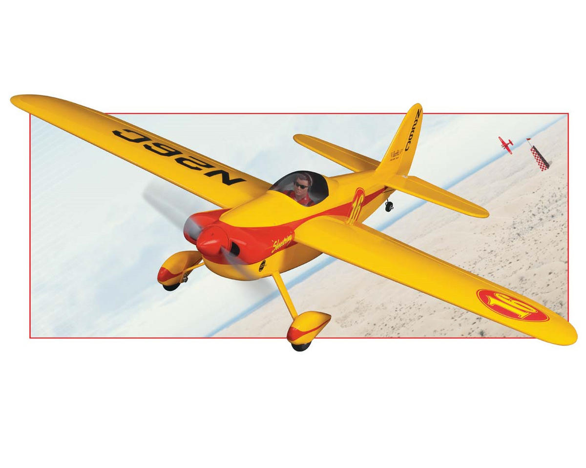 Great Planes Shoestring Sport/Racer GP/EP .46-.81 ARF