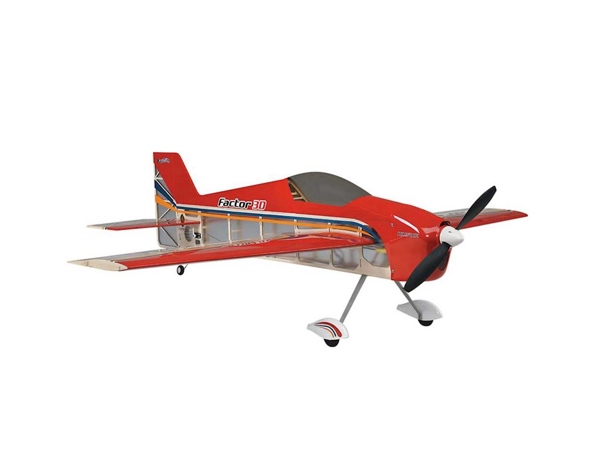 Great Planes Factor 3D 1M EP ARF