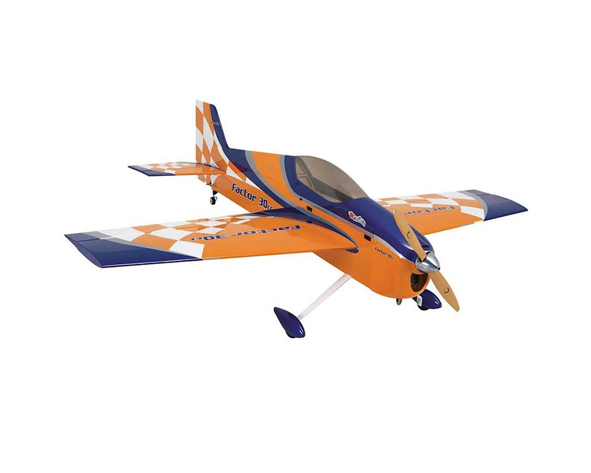 Great Planes Factor 3D 30cc EP ARF