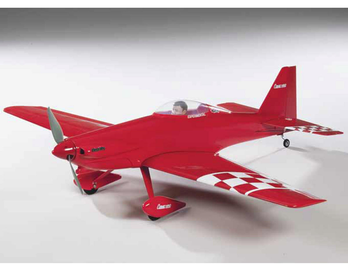 Great Planes Electrifly Cosmic Wind Sport Flier/Racer EP ARF (Red)