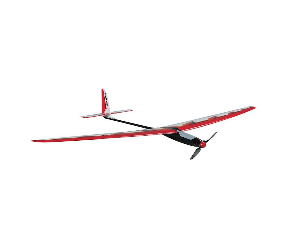 Great Planes Kunai EP Sport Rx-R Electric Glider (1400mm)