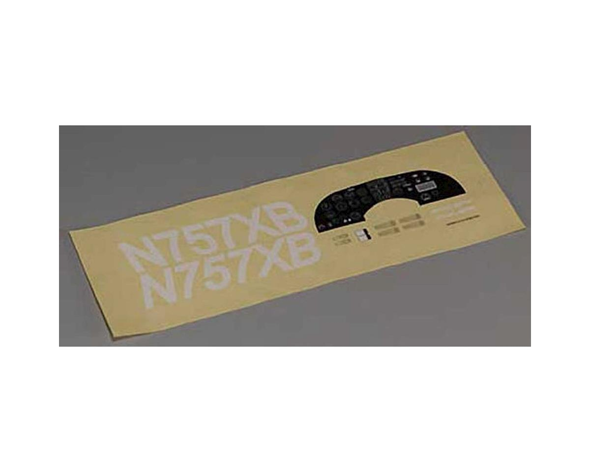 Great Planes Decal Set Cessna 182 ARF