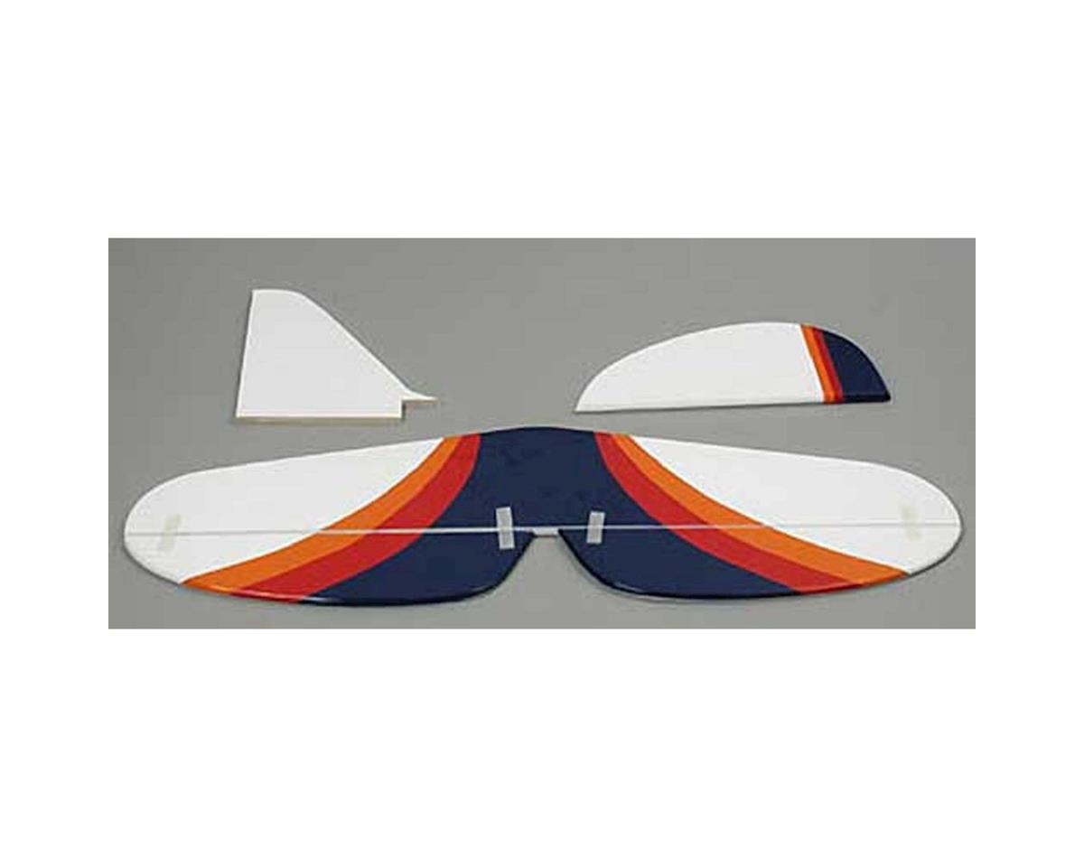 Great Planes Tail Set Super Sportster MkII ARF