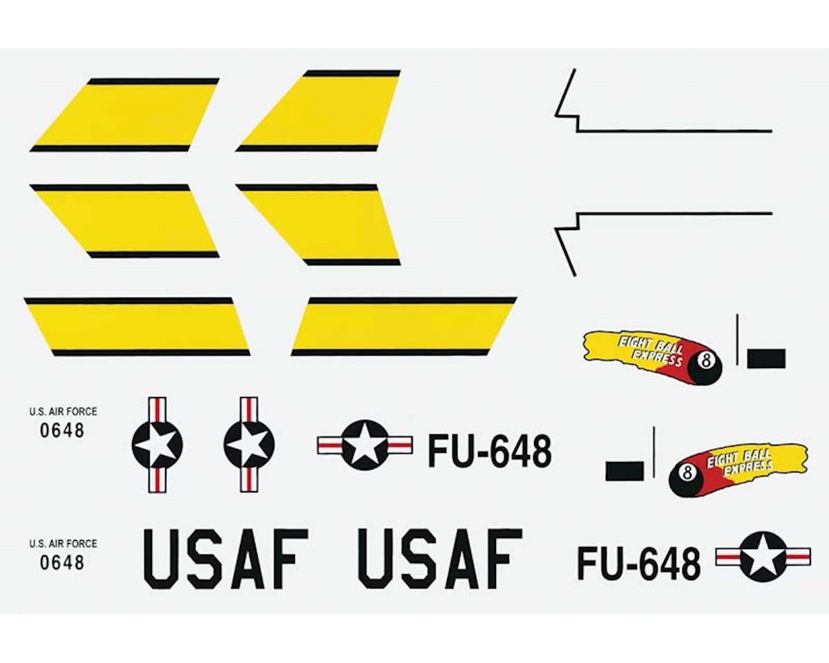 Decals Micro F-86 Sabre by Great Planes