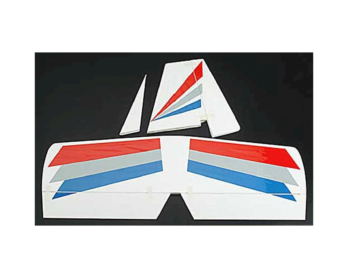 Great Planes Tail Set Easy Sport 40 ARF MonoKote