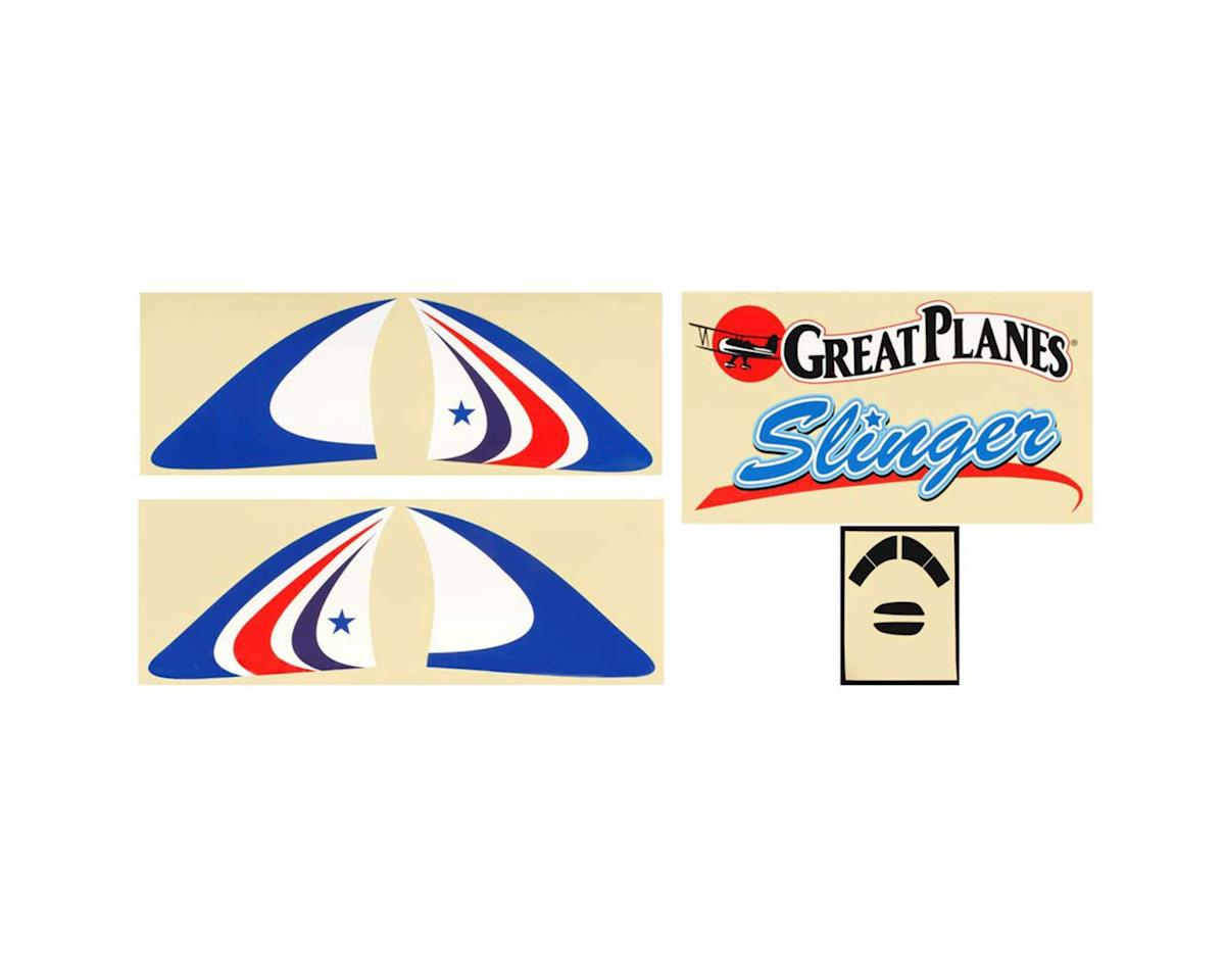 Great Planes Decal Set Slinger ARF