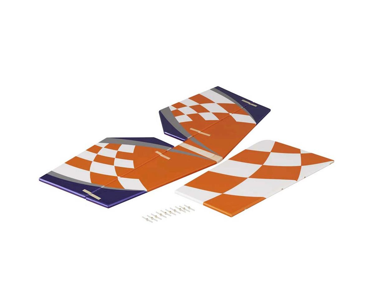 Great Planes Tail Surface Set Factor 30cc/EP ARF