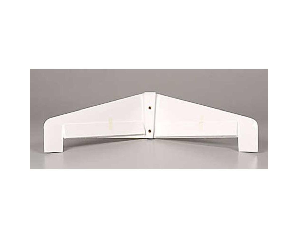 Great Planes V-Tail White Viper 500
