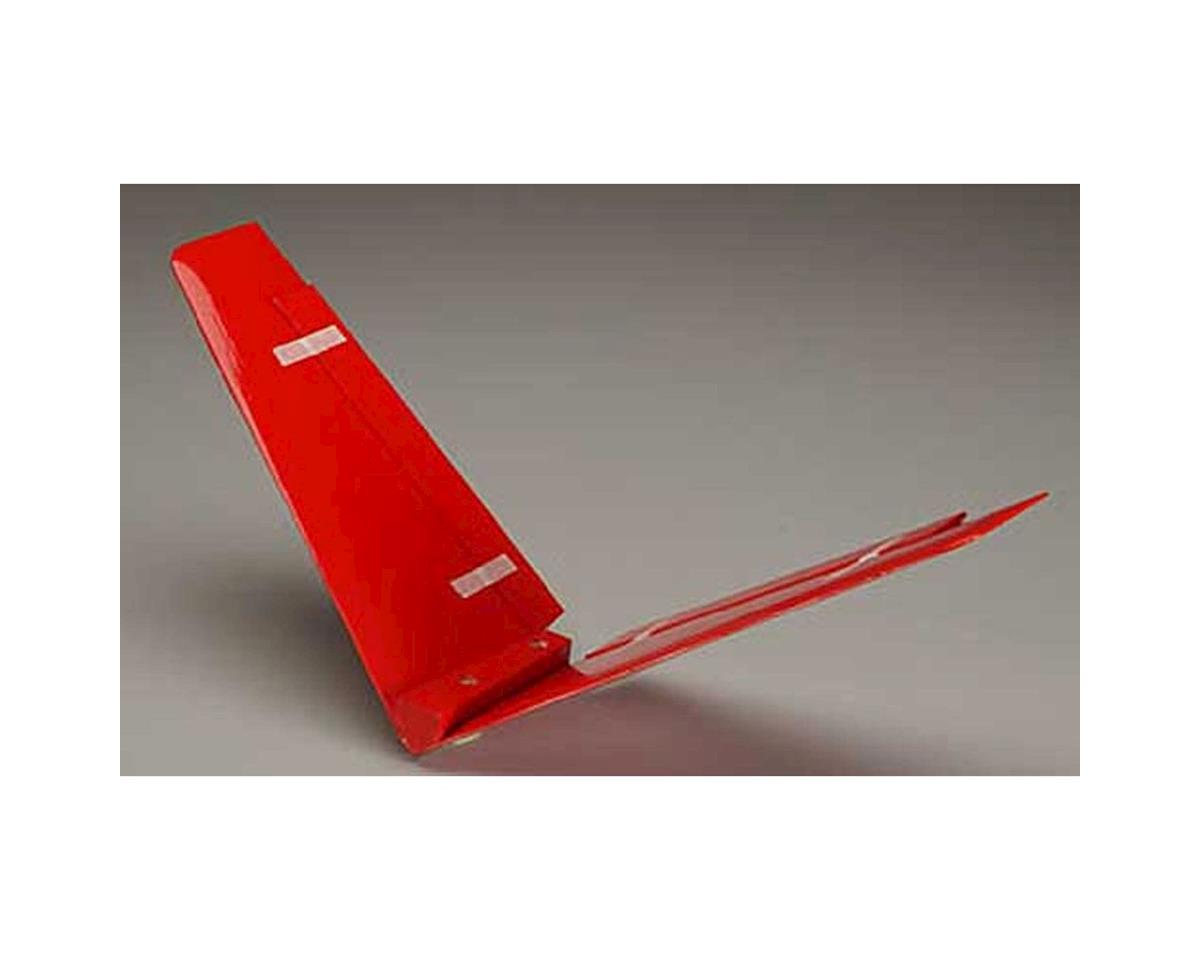Great Planes V-Tail Red Viper 500